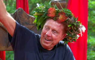 Harry Redknapp was reunited with one of his jungle campmates and they made him his favourite dessert
