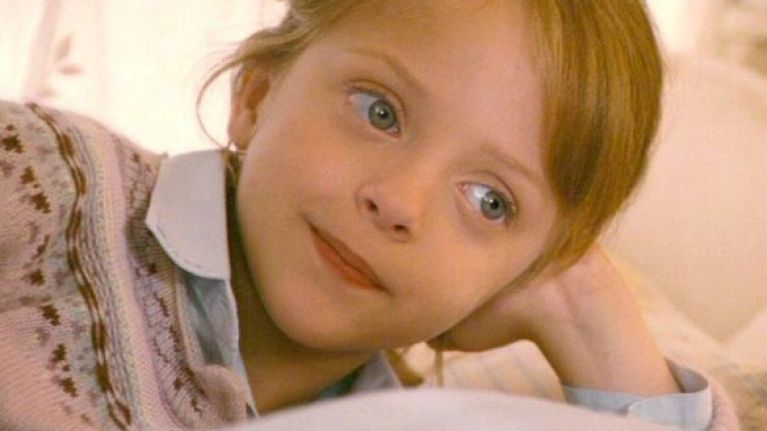 Little Sophie from The Holiday is all grown up, and looks like a total rockstar