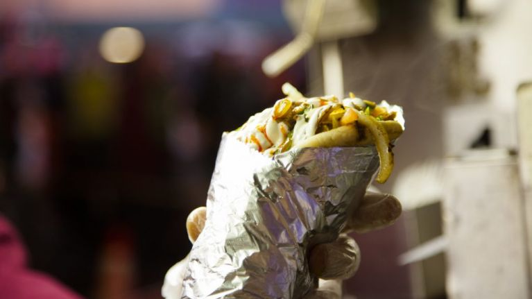 Irish burrito named fourth most ordered dish in the world
