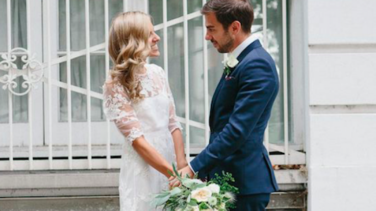 This wedding location is set to be BIG in 2019 according to Pinterest