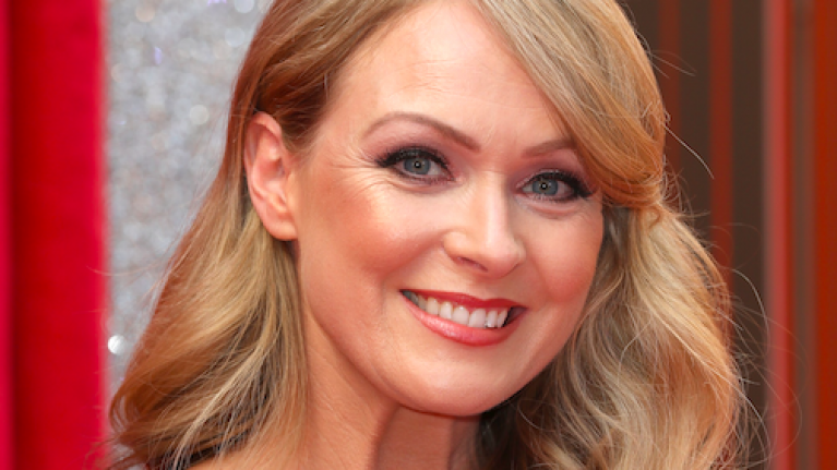 Emmerdale's Michelle Hardwick announces her engagement to producer Kate Brooks