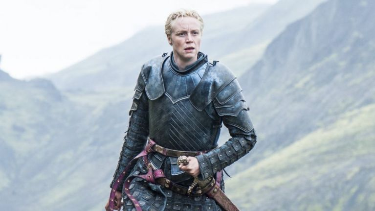 Game of Thrones' Gwendoline Christie on why she decided to submit herself for the Emmys
