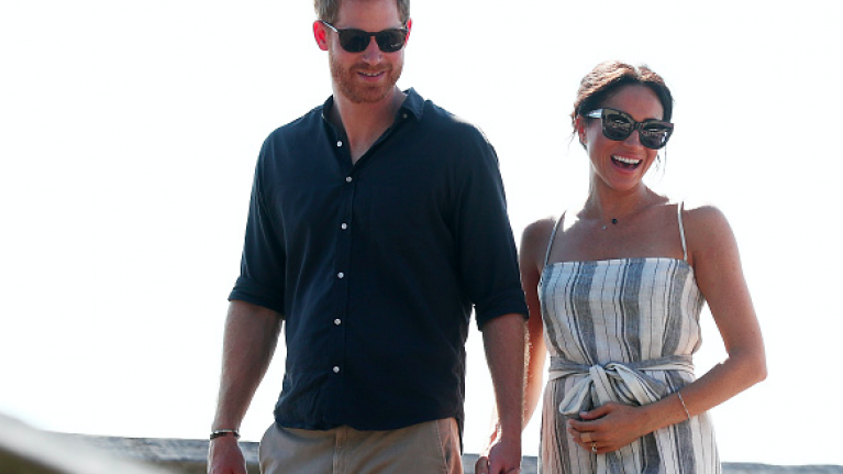 Prince Harry has the PERFECT reaction to the negative reports surrounding Meghan Markle