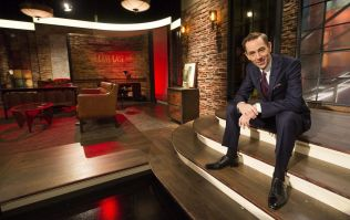 The lineup for this week's Late Late Show is finally here