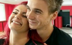 Dianne Buswell said the CUTEST thing about Joe Sugg and smitten doesn't cover it