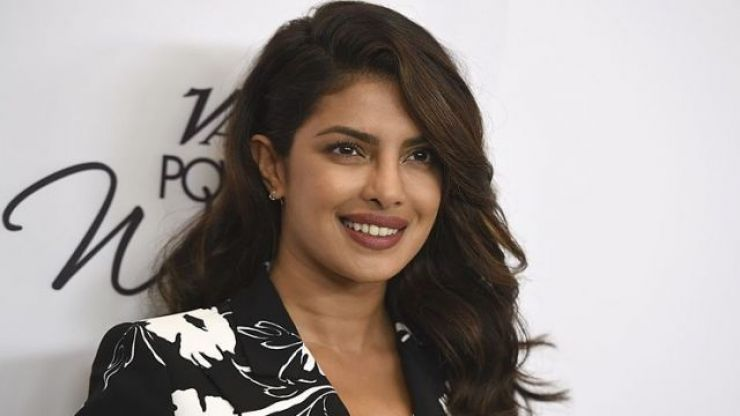 New photos of Priyanka Chopra's unseen wedding dress have emerged and it is STUNNING