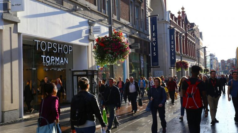 Nab a €250 gift voucher to spend at over 50 stores at Jervis Shopping Centre