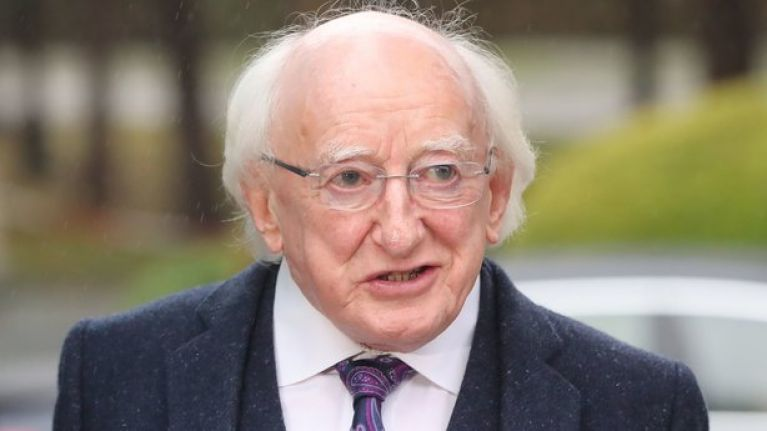 BREAKING: Abortion is officially legal in Ireland as President Higgins signs bill