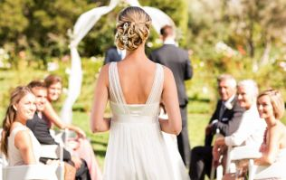 This is the bizarre reason brides stand on the left during wedding ceremonies