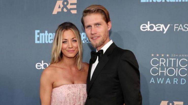 Kaley Cuoco has just shut down pregnancy rumours in the absolute best way