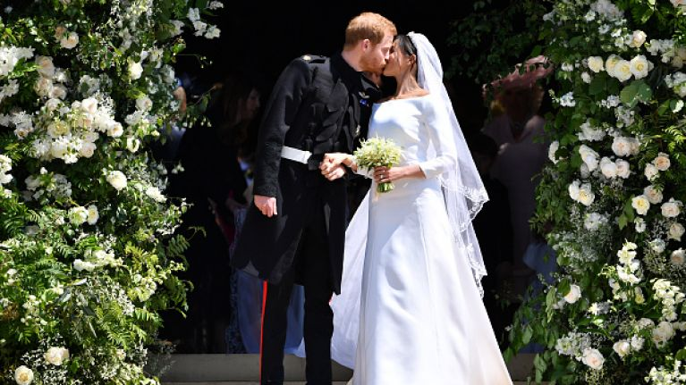 There Is Going To Be Another Royal Wedding At St George S Chapel Next Year