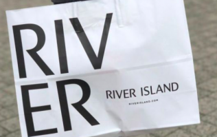 This River Island dress is now just €18 and absolutely made for St Stephen's Night