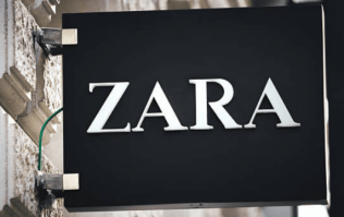 You're going to have to leg it to snatch up this €70 Zara jacket before it's gone