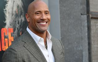 The Rock says he's 'one lucky SOB' to be able to surprise his mum with an extravagant present
