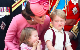 Kate Middleton reveals her favourite photo of Prince George and just LOOK at it