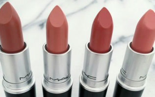 MAC dropped FIVE new lipsticks today in the most perfect neutral shades