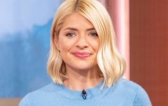 Holly Willoughby wore the most beautiful red midi dress this morning, but it's pricey
