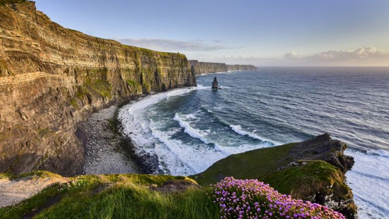 Why gearing up and walking the route of the Cliffs of Moher is a must this summer