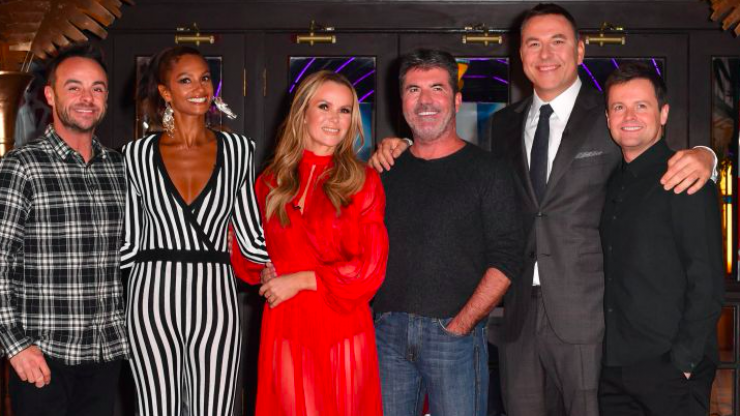 Ant McPartlin returns to BGT tonight and Amanda Holden says there's one adorable moment