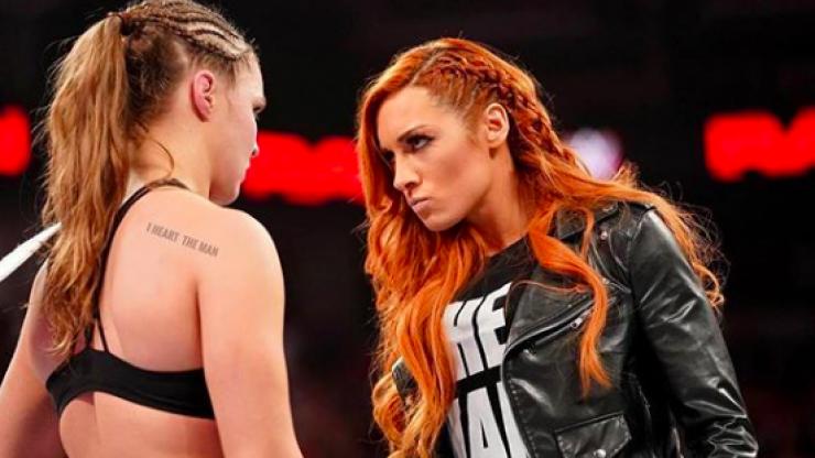 Irish woman Becky Lynch to headline WWE's WrestleMania tonight