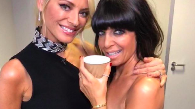 Tess Daly 'devastated' after running over and killing family dog