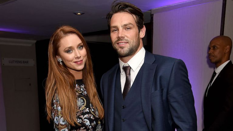 Una Healy to talk about split from Ben Foden on tomorrow's Late Late Show