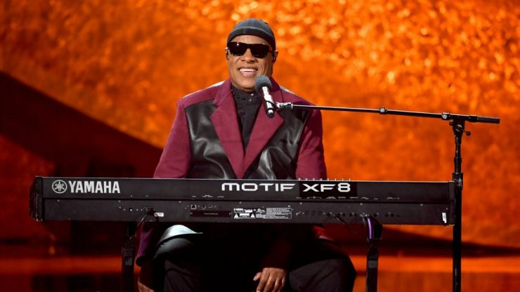 Stevie Wonder just announced a massive Dublin gig this summer