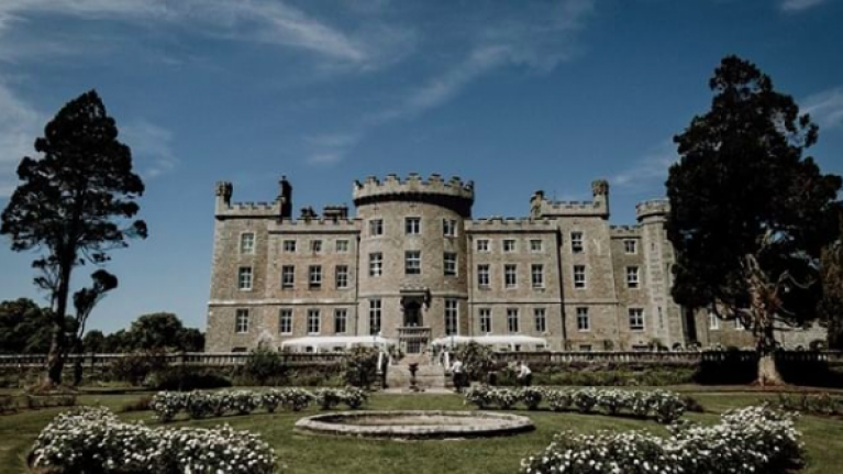 This beautiful Irish castle is the most stunning wedding venue EVER