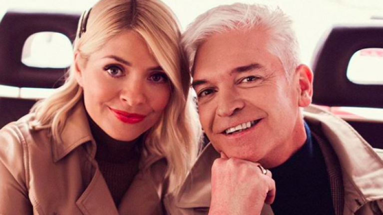 Holly Willoughby reveals the one thing you'll never hear her talk about