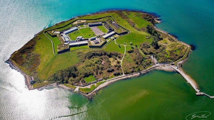 Visit Spike Island and step inside the eerie punishment block of 19th century Ireland - here's what to expect