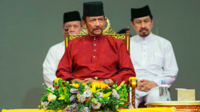 Brunei introduce law that makes gay sex punishable by stoning to death