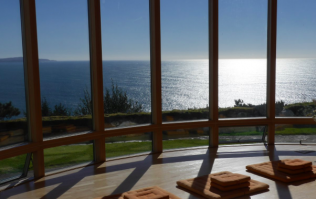 Sarah Hanrahan went to Ireland's very own Buddhist retreat in Cork and now we're very intrigued