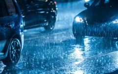 Met Eireann says that it's going to LASH rain all week, and we're devastated