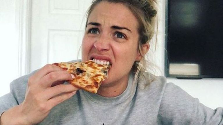 Gemma Atkinson is being praised for her honest instagram post about pregnancy