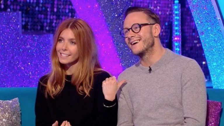 'He's an absolute rat': Stacey Dooley's ex just blamed her Strictly partner Kevin for their spilt