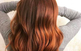 Terracotta hair is set to be the hottest colour trend of the summer, and we adore it
