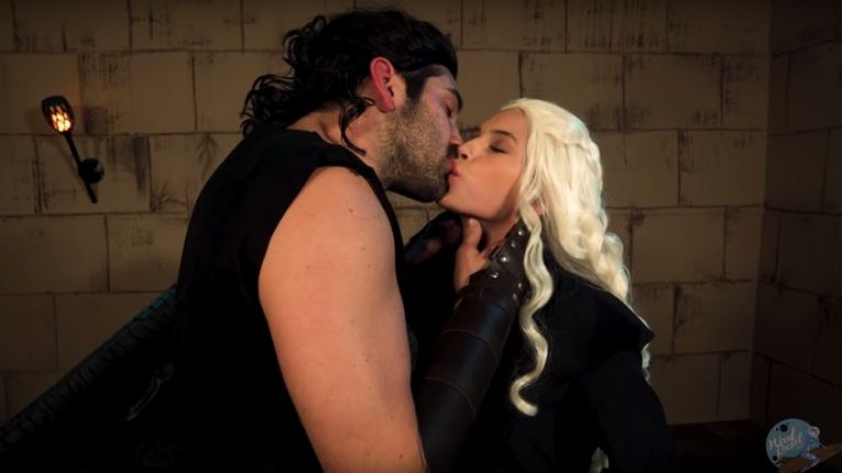 This Game of Thrones porn parody trailer will leave you in stitches and also maybe aroused