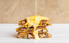 Boojum is adding a Cadbury Creme Egg quesadilla to the menu and just look