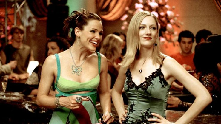 Jennifer Garner just discussed the possibility of a 13 Going on 30 sequel