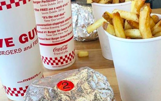 You will not believe how many calories are in one portion of Five Guys fries