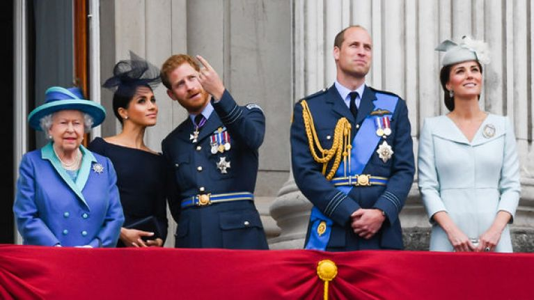 The Royal Family are hiring, and the job means you LIVE in the palace