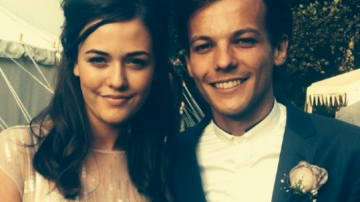 Louis Tomlinson thanks fans for support one month after the death of his sister, Félicité