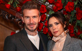 David Beckham shares STUNNING throwback of Victoria Beckham to mark her birthday