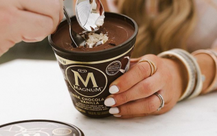 Magnum has just launched a new flavour and it's the dream