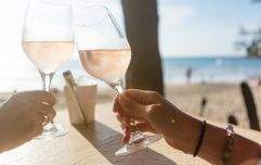 Gin-infused rosé is the drink you'll want to try on these gorgeous summer evenings