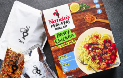 Nando's launches meal kits, kicking date night up a notch