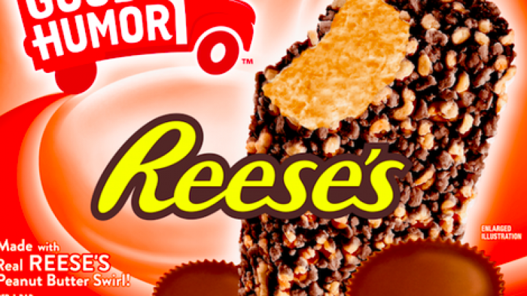 Reese's stick ice creams exist and we've never felt love like this before