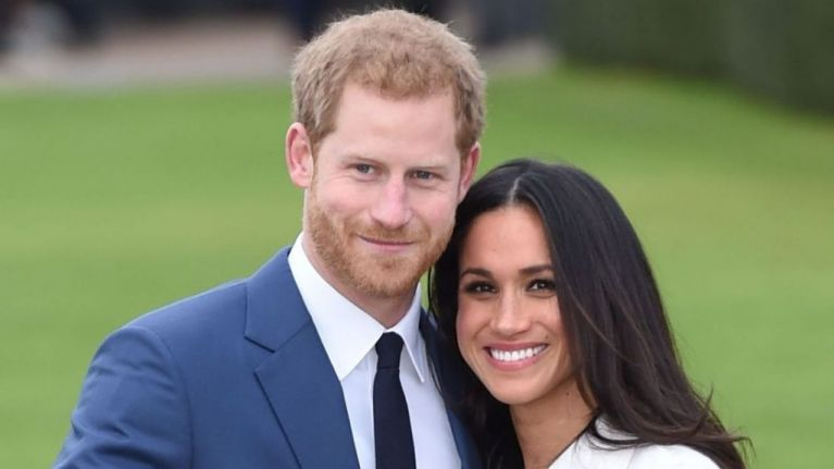 Prince Harry was dating another woman when he started seeing Meghan Markle
