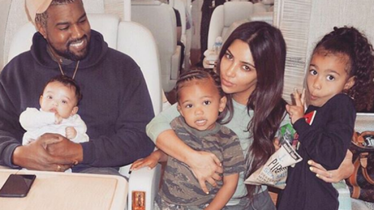 Kim Kardashian's three kids just made their Vogue debut, and they're STUNNING
