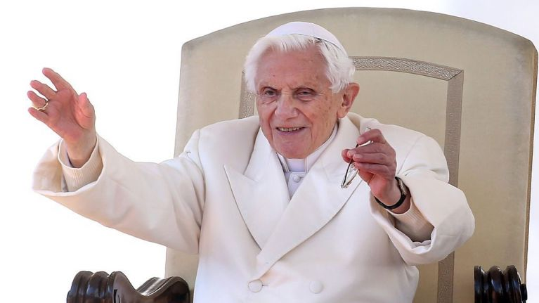 Former Pope blames church's sexual abuse on the sexual revolution of the '60s